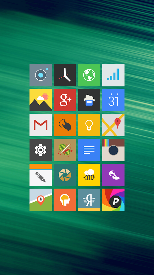 Rifon - Icon Pack Screenshot 3