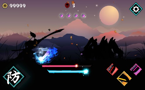 Samurai Devil Slasher Screenshot