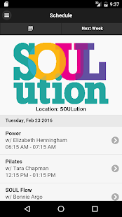 SOULution Yoga - screenshot