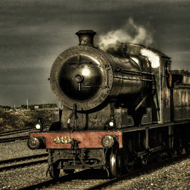 by Pat Somers - Transportation Trains (  )