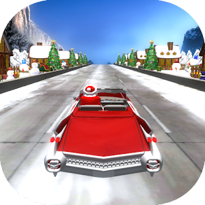 Christmas Traffic Racer Santa Claus Driving 3D For PC (Windows & MAC)