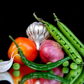 Vegetables by Asif Bora - Instagram & Mobile Other