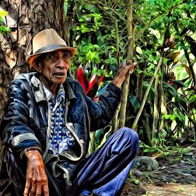 by SirIan Marson Rañada - People Portraits of Men
