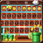 Super Run Emoji Keyboard Icon