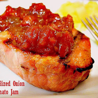 Caramelized Onion Tomato Jam