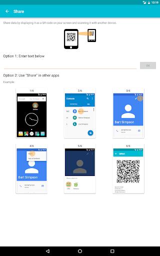 QR & Barcode Reader - screenshot
