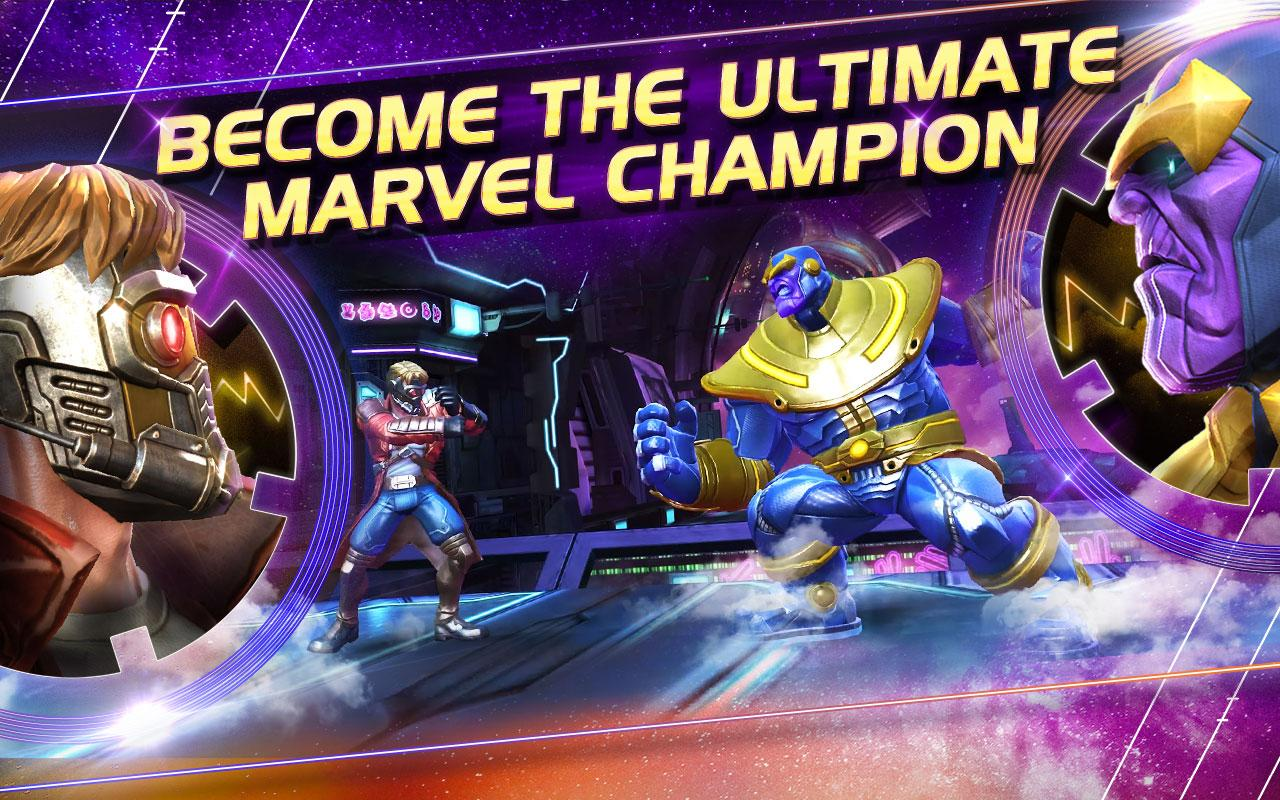 MARVEL Contest of Champions Screenshot 0