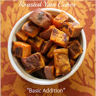 Cubed Yams Recipes