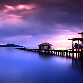 Susumbolan by Moh Maulana Lana - Landscapes Waterscapes