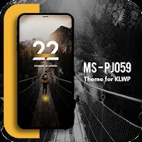 MS  PJ059 Theme for KLWP on PC (Windows & Mac)