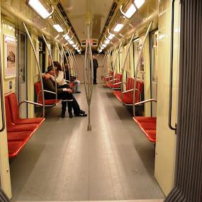 by Viktória Nagy - Travel Locations Subway
