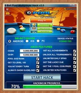 Keys Guide for 8 Ball Pool - screenshot