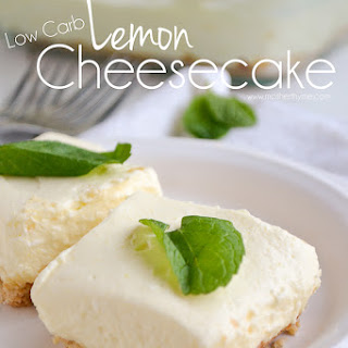 Lemon Cheesecake Splenda Recipes