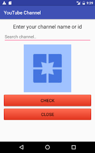 Live subscribers for YouTube - screenshot