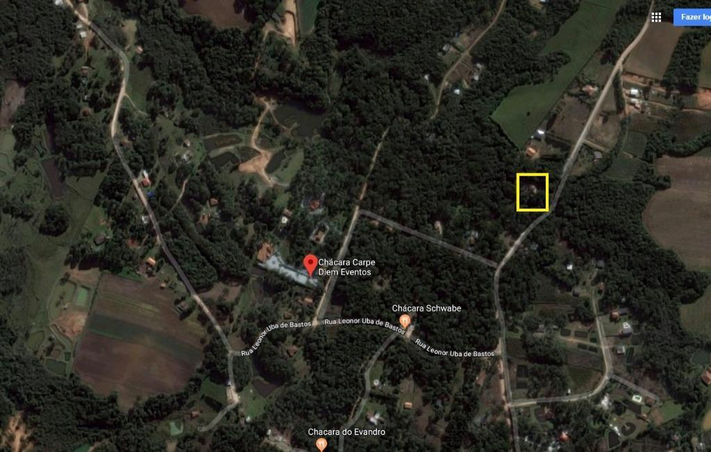 Chácara à venda, 5000 m² por R$ 170.000 - Campo Largo da Roseira - São José dos Pinhais/PR