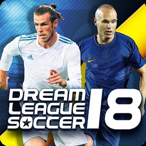 Dream League Soccer 2018 For PC (Windows & MAC)