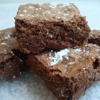 Mint Chocolate Chip Brownies (Pareve)