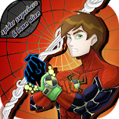 Download Spider Superhero && Ben Alien APK on PC