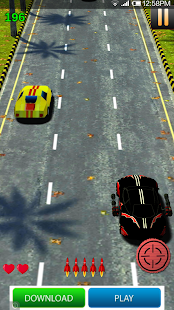 Lazy Drive - screenshot