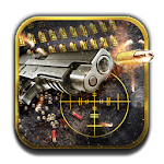 Gunnery Bullet Typewriter Icon
