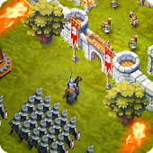 Lords & Castles - RTS MMO Game