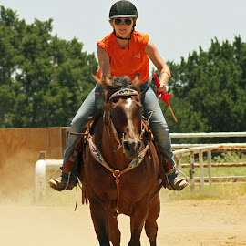 by Christy Sylvest - Sports & Fitness Rodeo/Bull Riding ( KidsOfSummer )
