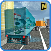 Download Android Game Transport Truck Sea Animals for Samsung