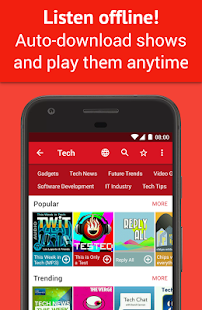 App Podcast Player - Free APK for Kindle