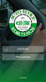 Auto Ecole du Centre - screenshot