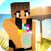 Beach Party Craft: Summer High School Adventure For PC Free Download (Windows/Mac)