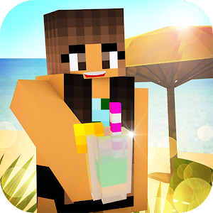 Beach Party Craft: Summer High School Adventure For PC (Windows & MAC)