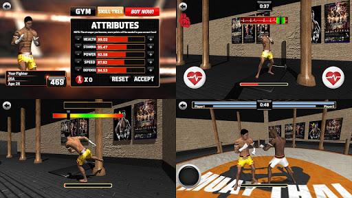 Muay Thai Fighting Origins Pro - screenshot
