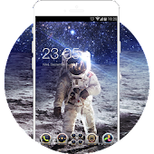 Astronauts in Space Mars Live Wallpapers APK for Blackberry