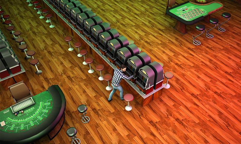 Casino Escape Story 3D Screenshot 2
