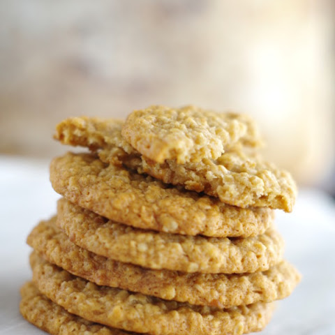 Ginger and Oat Cookies