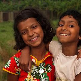 Natural Smile by Soumyadip Dey - Babies & Children Children Candids