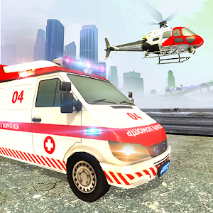 City Ambulance Simulator 2019 For PC / Windows 7/8/10 / Mac – Free Download