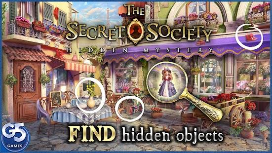 The Secret Society® APK for Bluestacks