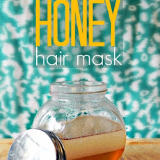 Coconut Oil Honey Hair Mask