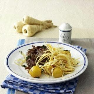 Beef Steak Spaghetti Recipes