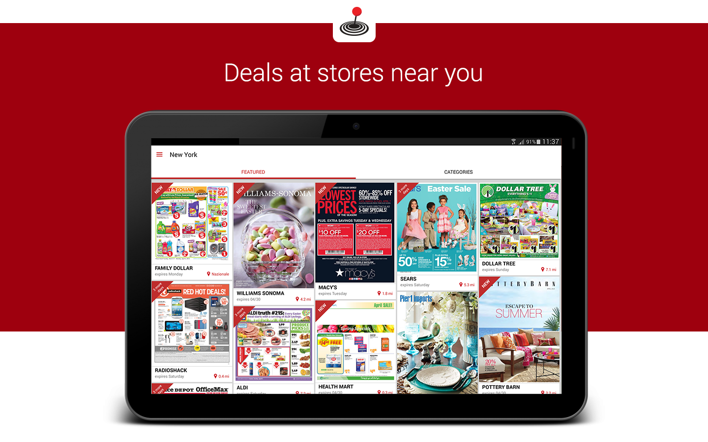 Shopfully - Weekly Ads & Deals Screenshot 7