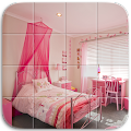 Game Tile Puzzle Girls Bedrooms APK for Windows Phone
