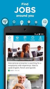 CornerJob - Get a Job in 24H APK for Blackberry