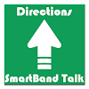 Directions for Smartband Talk