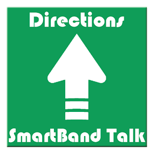 Cover art Directions for Smartband Talk