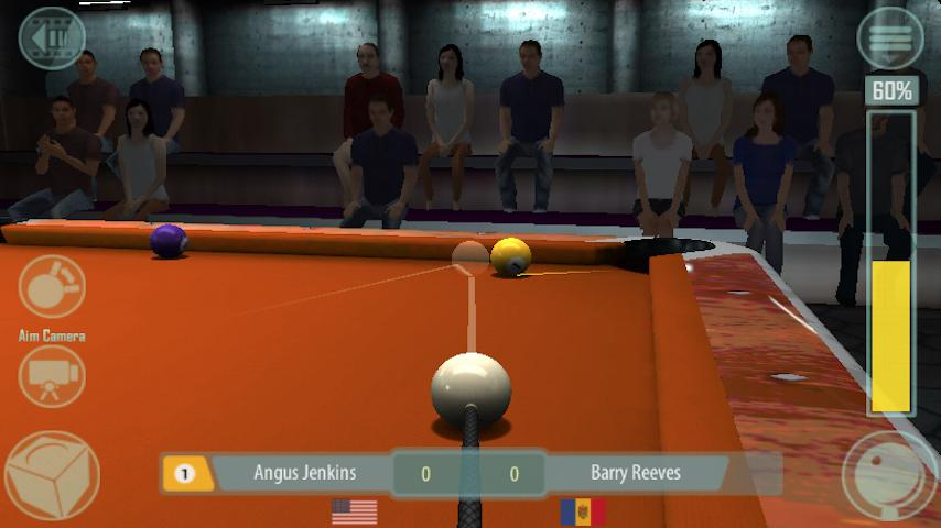 International Pool Screenshot 6