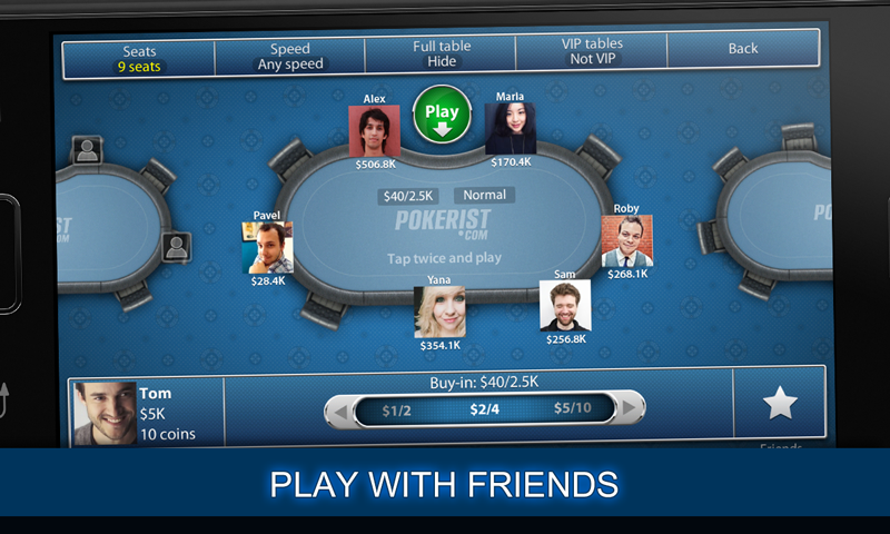 Texas Poker Screenshot 1