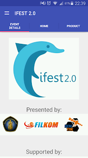 IFEST 2.0 - screenshot