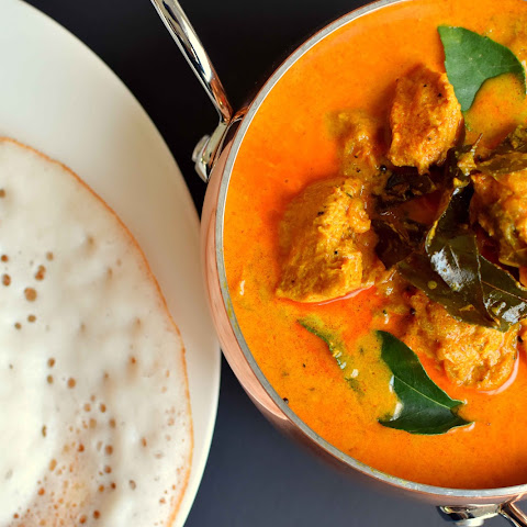 Chicken Curry with Coconut Milk – Kerala Style