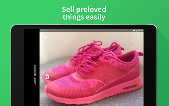 Shpock Boot Sale & Classifieds APK screenshot thumbnail 11